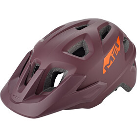 MET Echo Casque, burgundy